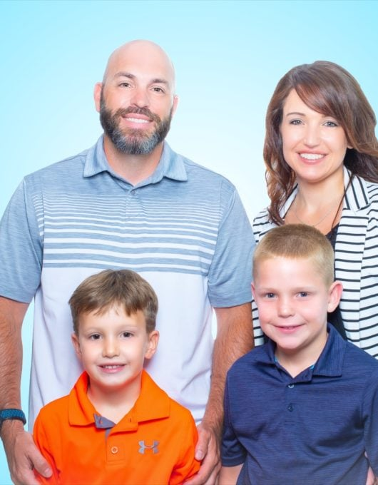Hentscher Johnson Orthodontics Columbia Illinois Family Portraits w color 1 530x680 - Meet Dr. Jodi Hentscher-Johnson - Orthodontist Illinois