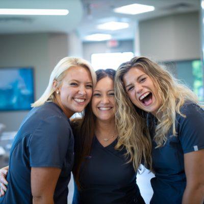 Hentscher Johnson Orthodontics Columbia Illinois Staff Candids 183 400x400 - Meet Our Team - Hentscher-Johnson Orthodontics Illinois