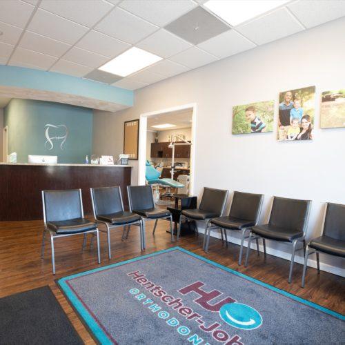 Hentscher Johnson Orthodontics Waterloo Illinois Office5 500x500 - Tour Our Offices - Hentscher-Johnson Orthodontics