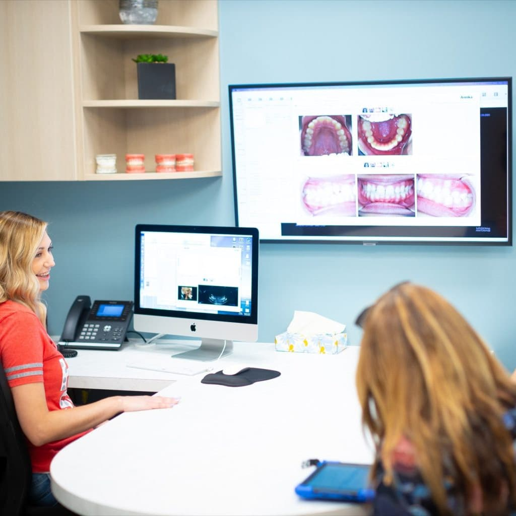Hentscher Johnson Orthodontics Columbia Illinois Staff Candids 87 square1 - Home - Hentscher-Johnson Orthodontics